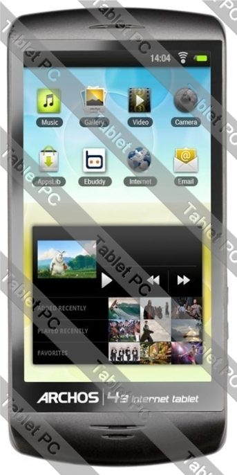 Archos (архос) 43 internet tablet 8Gb