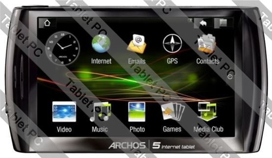 Archos (архос) 5 Internet tablet 64Gb